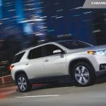 Catalogo Chevrolet Mexico : Traverse 2019