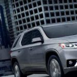 Catalogo Chevrolet Mexico : Traverse 2020