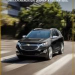 Chevrolet Equinox 2021| Mexico