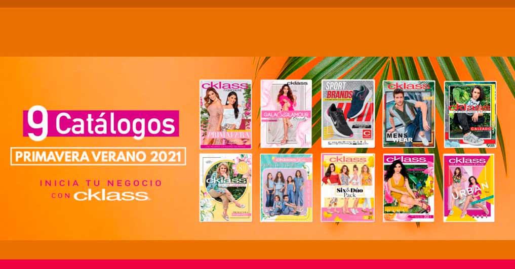 Catalogos Cklass Primavera Verano 2021 Nuevo