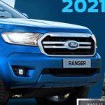 Catalogo Ford Ranger 2021