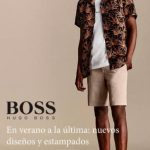 Catalogo Hugo Boss 2021 hombre Julio