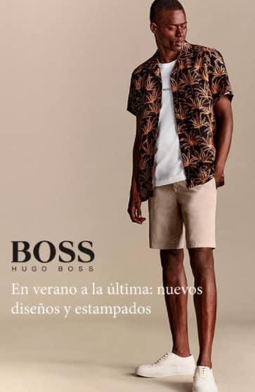 Catalogo Hugo Boss 2021 hombre