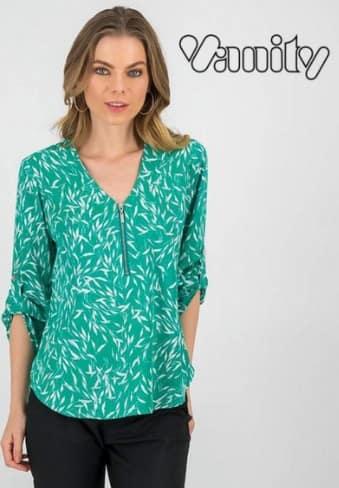 Catalogo vanity ropa : Blusas julio 2021